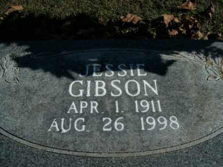 GIBSON, JESSIE - Boone County, Arkansas | JESSIE GIBSON - Arkansas Gravestone Photos