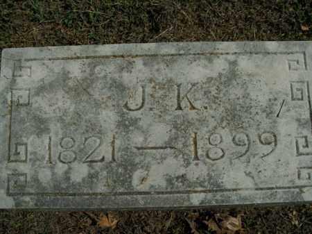 GIBSON, J.K. - Boone County, Arkansas | J.K. GIBSON - Arkansas Gravestone Photos
