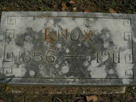 GIBSON, KNOX - Boone County, Arkansas | KNOX GIBSON - Arkansas Gravestone Photos
