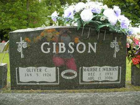 GIBSON, MAURINE E. - Boone County, Arkansas | MAURINE E. GIBSON - Arkansas Gravestone Photos