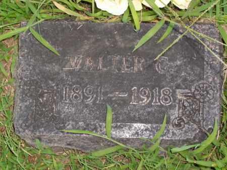 GIBSON, WALTER C. - Boone County, Arkansas | WALTER C. GIBSON - Arkansas Gravestone Photos