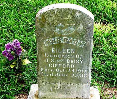GIFFORD, EILEEN - Boone County, Arkansas | EILEEN GIFFORD - Arkansas Gravestone Photos