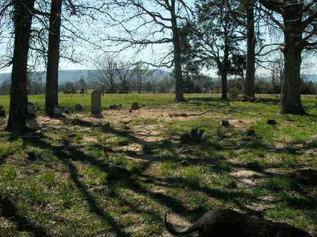 *GIFFORD CEMETERY OVERVIEW,  - Boone County, Arkansas |  *GIFFORD CEMETERY OVERVIEW - Arkansas Gravestone Photos