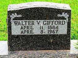 GIFFORD, WALTER V. - Boone County, Arkansas | WALTER V. GIFFORD - Arkansas Gravestone Photos