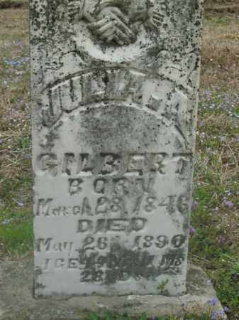 GILBERT, JULIA A. - Boone County, Arkansas | JULIA A. GILBERT - Arkansas Gravestone Photos