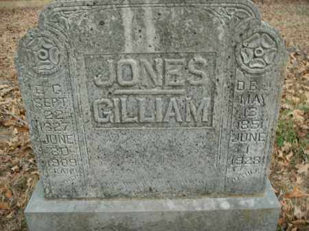 GILLIAM JONES, DORCAS B. - Boone County, Arkansas | DORCAS B. GILLIAM JONES - Arkansas Gravestone Photos