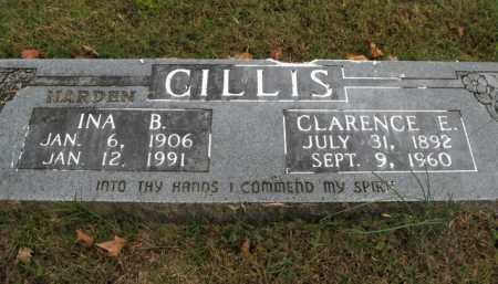 GILLIS, CLARENCE E. - Boone County, Arkansas | CLARENCE E. GILLIS - Arkansas Gravestone Photos