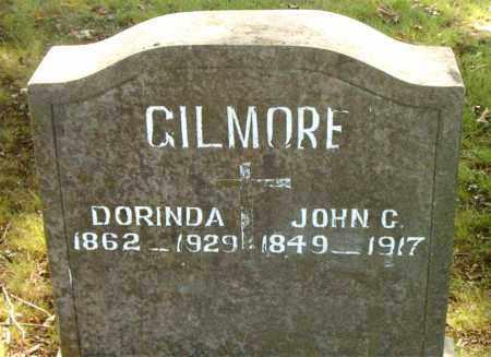 GILMORE, JOHN C. - Boone County, Arkansas | JOHN C. GILMORE - Arkansas Gravestone Photos