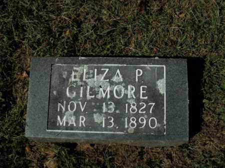 GILMORE, ELIZA P. - Boone County, Arkansas | ELIZA P. GILMORE - Arkansas Gravestone Photos