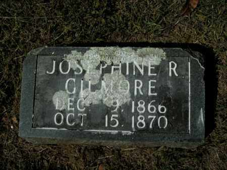 GILMORE, JOSEPHINE R. - Boone County, Arkansas | JOSEPHINE R. GILMORE - Arkansas Gravestone Photos