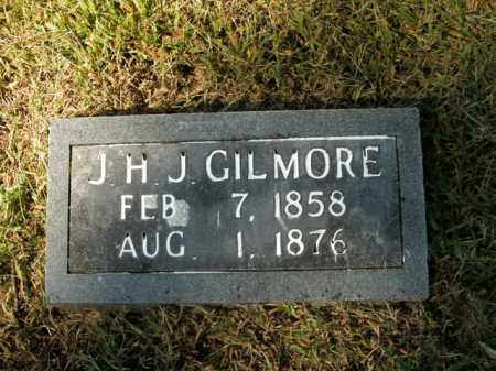 GILMORE, J.H.J. - Boone County, Arkansas | J.H.J. GILMORE - Arkansas Gravestone Photos
