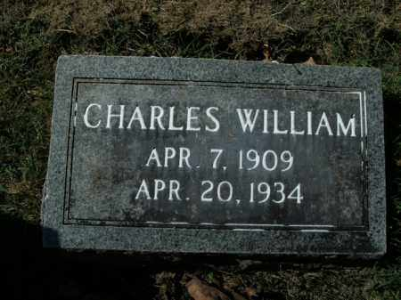 GIPSON, CHARLES WILLIAM - Boone County, Arkansas | CHARLES WILLIAM GIPSON - Arkansas Gravestone Photos