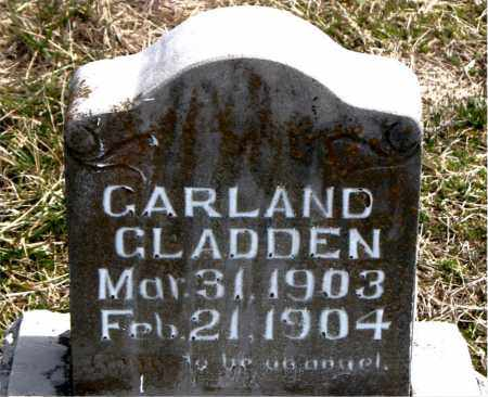 GLADDEN, GARLAND - Boone County, Arkansas | GARLAND GLADDEN - Arkansas Gravestone Photos