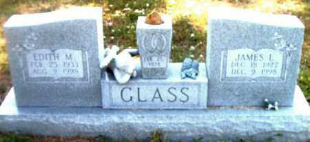 GLASS, JAMES  L. - Boone County, Arkansas | JAMES  L. GLASS - Arkansas Gravestone Photos