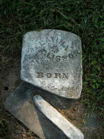 GLISSON, LAVINA - Boone County, Arkansas | LAVINA GLISSON - Arkansas Gravestone Photos
