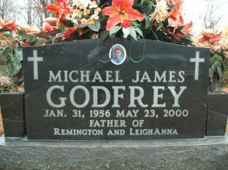 GODFREY, MICHAEL JAMES - Boone County, Arkansas | MICHAEL JAMES GODFREY - Arkansas Gravestone Photos