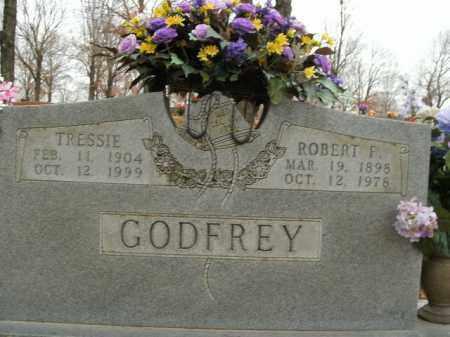 GODFREY, TRESSIE (ETTA) - Boone County, Arkansas | TRESSIE (ETTA) GODFREY - Arkansas Gravestone Photos