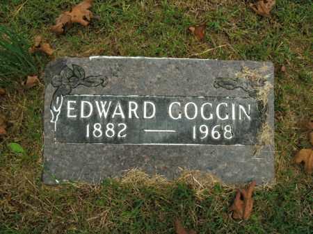 GOGGIN, EDWARD - Boone County, Arkansas   EDWARD GOGGIN - Arkansas Gravestone Photos
