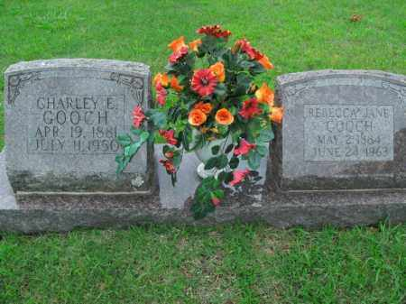 GOOCH, CHARLEY E. - Boone County, Arkansas | CHARLEY E. GOOCH - Arkansas Gravestone Photos