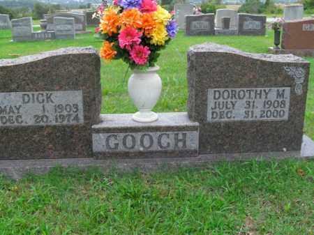 GOOCH, DOROTHY M. - Boone County, Arkansas | DOROTHY M. GOOCH - Arkansas Gravestone Photos