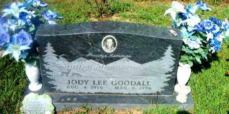 GOODALL, JODY LEE - Boone County, Arkansas | JODY LEE GOODALL - Arkansas Gravestone Photos