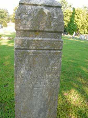 GOREE, MILLIE - Boone County, Arkansas | MILLIE GOREE - Arkansas Gravestone Photos