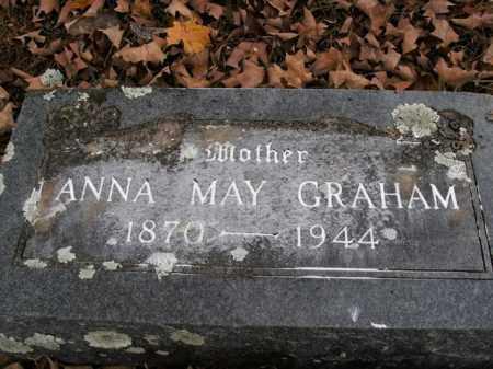 GRAHAM, ANNA MAY - Boone County, Arkansas | ANNA MAY GRAHAM - Arkansas Gravestone Photos