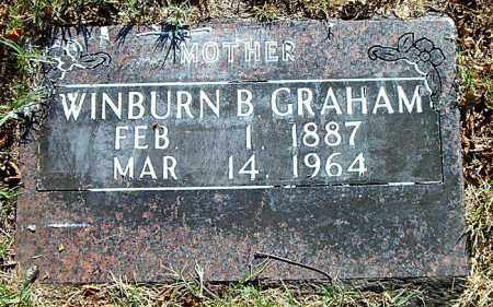GRAHAM, WINBURN  B. - Boone County, Arkansas | WINBURN  B. GRAHAM - Arkansas Gravestone Photos