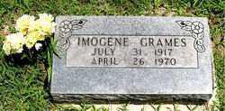 GRAMES, IMOGENE - Boone County, Arkansas | IMOGENE GRAMES - Arkansas Gravestone Photos