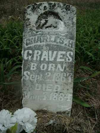 GRAVES, CHARLES H. - Boone County, Arkansas | CHARLES H. GRAVES - Arkansas Gravestone Photos
