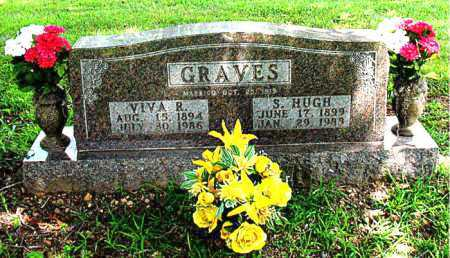GRAVES, VIVA R. - Boone County, Arkansas | VIVA R. GRAVES - Arkansas Gravestone Photos
