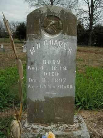 GRAVES, W.D. - Boone County, Arkansas | W.D. GRAVES - Arkansas Gravestone Photos