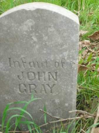 GRAY, INFANT - Boone County, Arkansas | INFANT GRAY - Arkansas Gravestone Photos