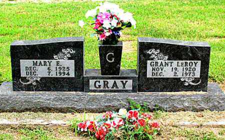 GRAY, GRANT LEROY - Boone County, Arkansas | GRANT LEROY GRAY - Arkansas Gravestone Photos