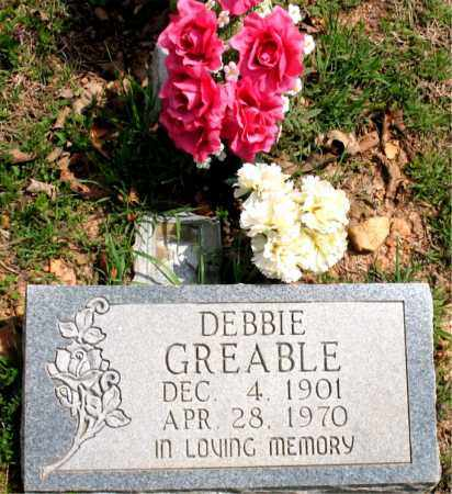 GREABLE, DEBBIE - Boone County, Arkansas | DEBBIE GREABLE - Arkansas Gravestone Photos