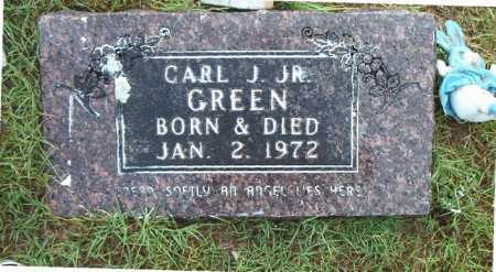 GREEN JR, CARL J - Boone County, Arkansas | CARL J GREEN JR - Arkansas Gravestone Photos