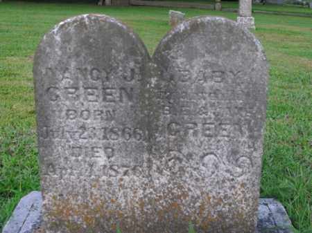 GREEN, BABY - Boone County, Arkansas | BABY GREEN - Arkansas Gravestone Photos
