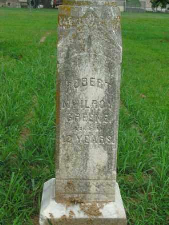 GREENE, ROBERT MCILROY - Boone County, Arkansas   ROBERT MCILROY GREENE - Arkansas Gravestone Photos