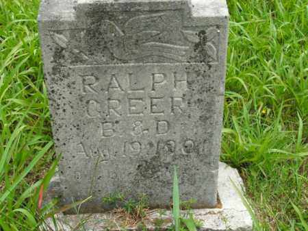GREER, RALPH - Boone County, Arkansas | RALPH GREER - Arkansas Gravestone Photos