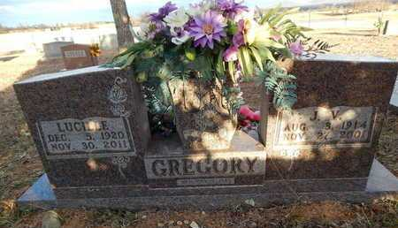 GREGORY, J. V. - Boone County, Arkansas | J. V. GREGORY - Arkansas Gravestone Photos