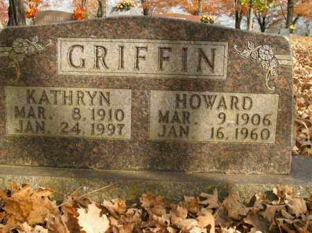 GRIFFIN, HOWARD - Boone County, Arkansas | HOWARD GRIFFIN - Arkansas Gravestone Photos