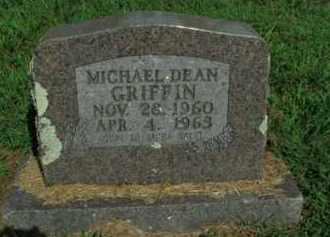 GRIFFIN, MICHAEL DEAN - Boone County, Arkansas | MICHAEL DEAN GRIFFIN - Arkansas Gravestone Photos