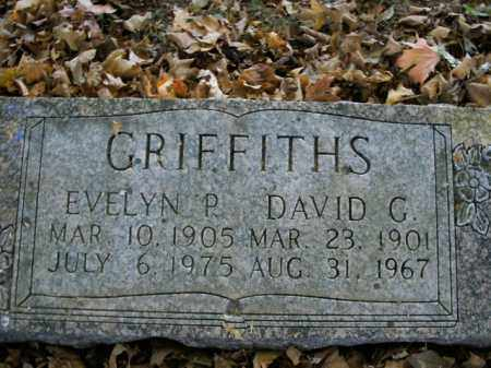 GRIFFITHS, EVELYN P. - Boone County, Arkansas | EVELYN P. GRIFFITHS - Arkansas Gravestone Photos