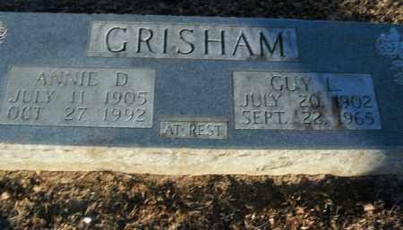 GRISHAM, GUY L. - Boone County, Arkansas | GUY L. GRISHAM - Arkansas Gravestone Photos