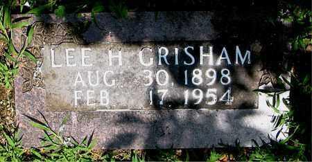 GRISHAM, LEE HOBSON - Boone County, Arkansas | LEE HOBSON GRISHAM - Arkansas Gravestone Photos