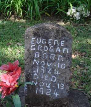 GROGAN, EUGENE - Boone County, Arkansas | EUGENE GROGAN - Arkansas Gravestone Photos