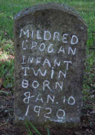 GROGAN, MILDRED - Boone County, Arkansas | MILDRED GROGAN - Arkansas Gravestone Photos