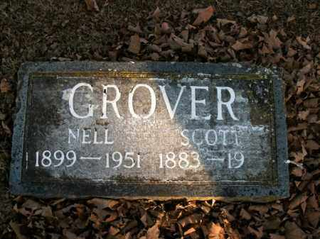 GROVER, NELL - Boone County, Arkansas | NELL GROVER - Arkansas Gravestone Photos