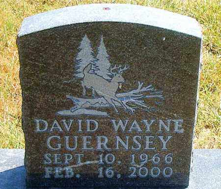 GUERNSEY, DAVID WAYNE - Boone County, Arkansas | DAVID WAYNE GUERNSEY - Arkansas Gravestone Photos