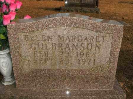 GULBRANSON, ELLEN MARGARET - Boone County, Arkansas | ELLEN MARGARET GULBRANSON - Arkansas Gravestone Photos